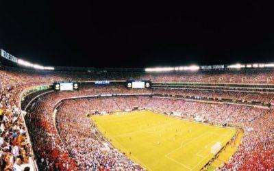 MetLife Stadium Full Of Fans, No U.S. Teams In Sight