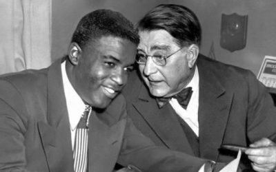Would you have had the courage to sign Jackie Robinson?