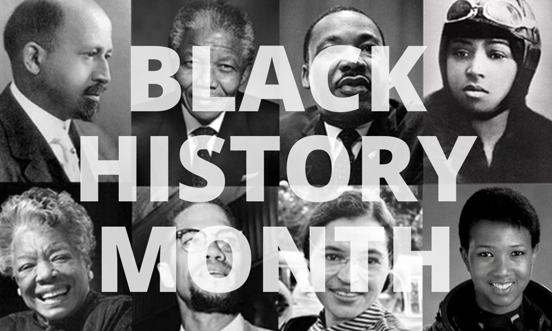 It's Time to Celebrate Black History