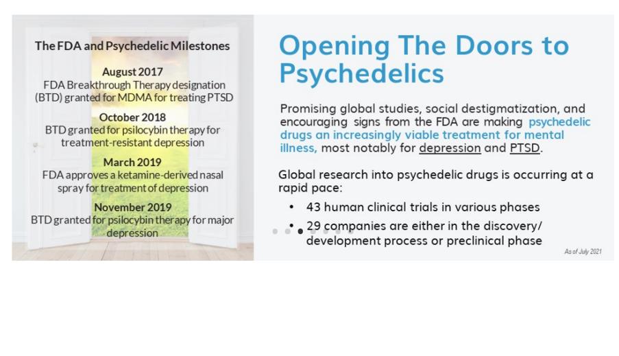 AdvisorShares Psychedelics