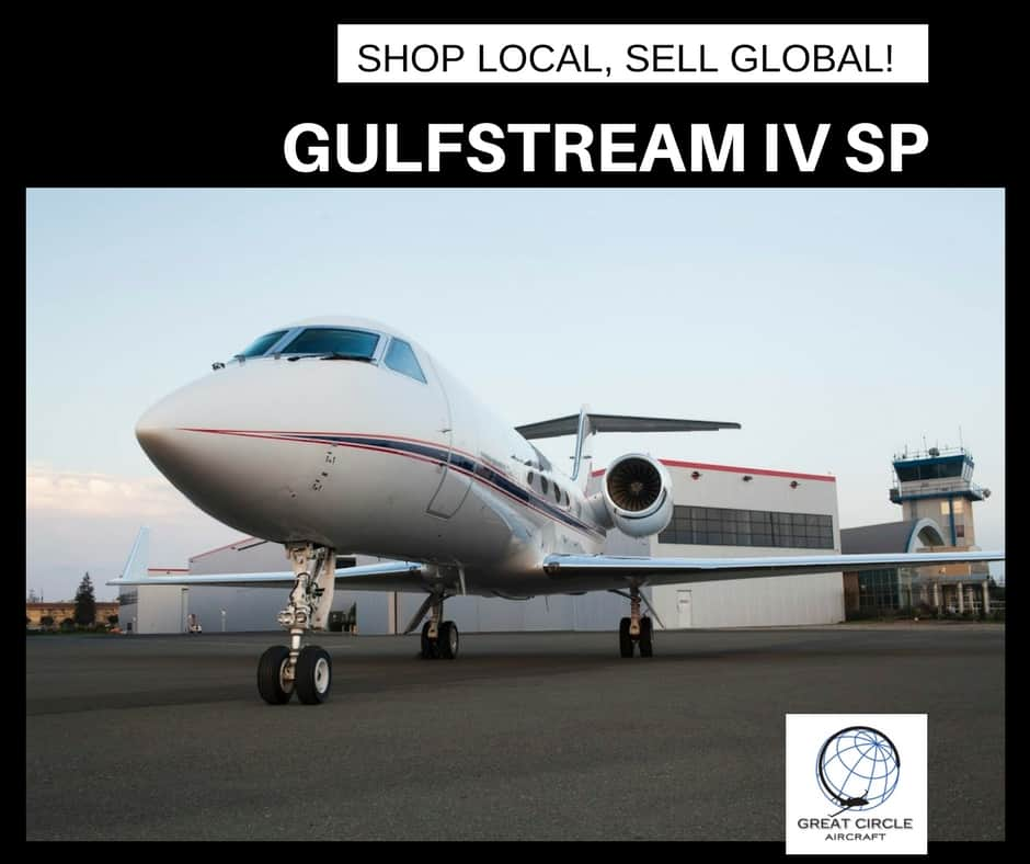 Gulfstream IV SP GC Aircraft