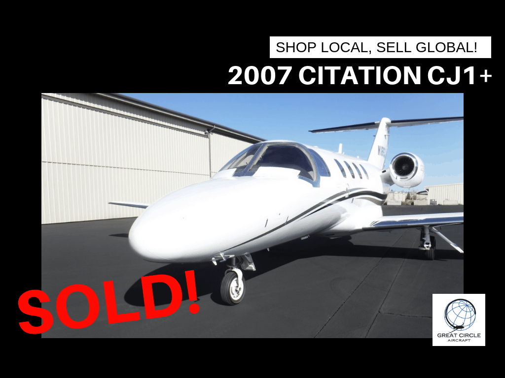 Turn-Key 2007 Citation CJ1+ Now Available