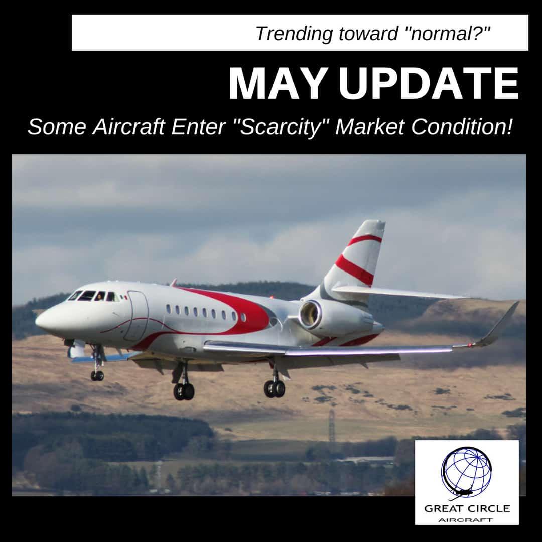 Aircraft Market Update May 2018