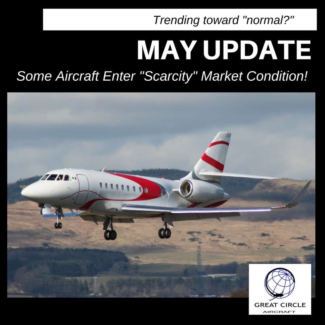 Aircraft Market Update May 2018