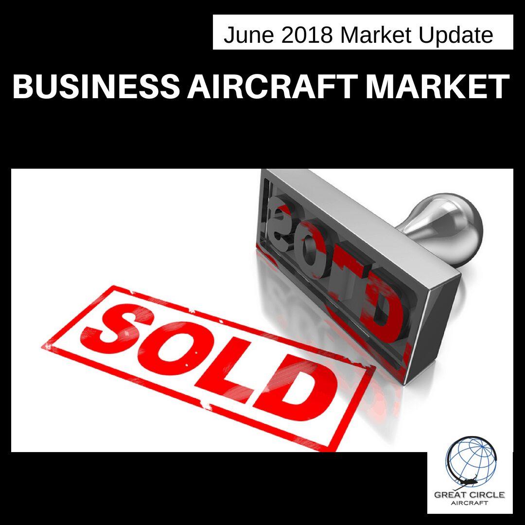 June 2018 – Business Jet Update