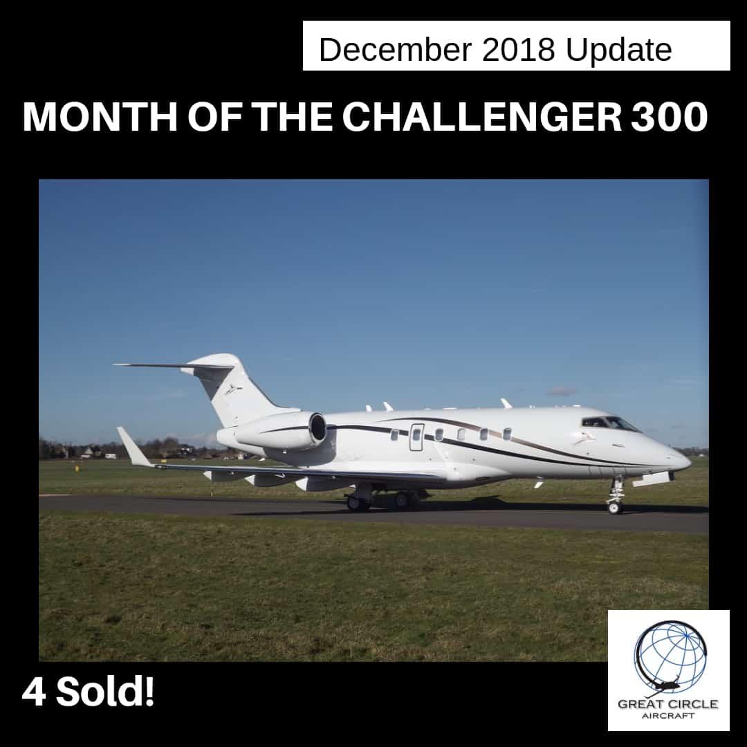 Business Jet Market Update – December 2018