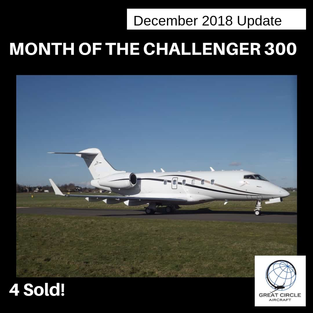 Business Jet Market Update – December 2018