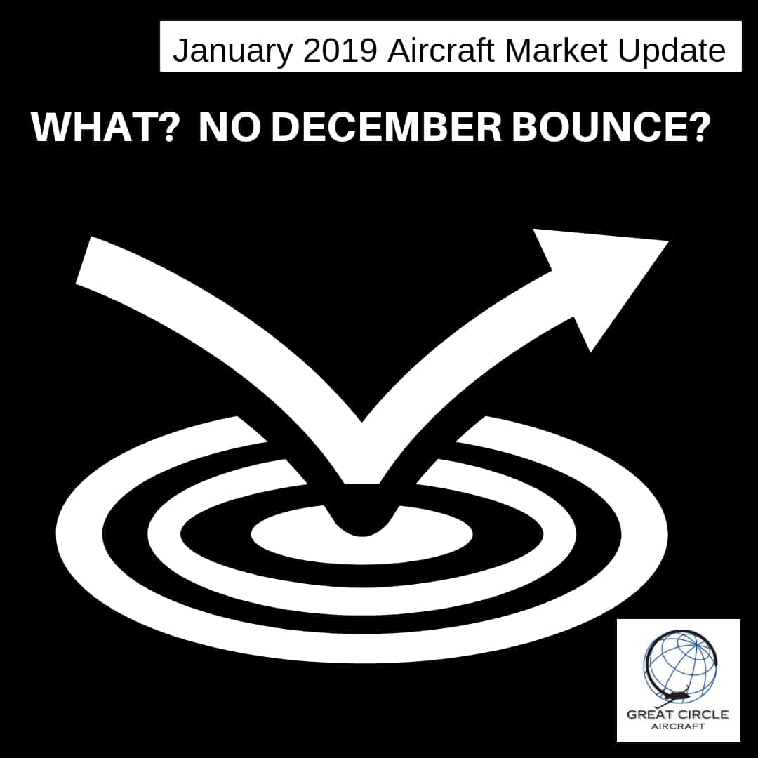 Business Jet Market Update – January 2019