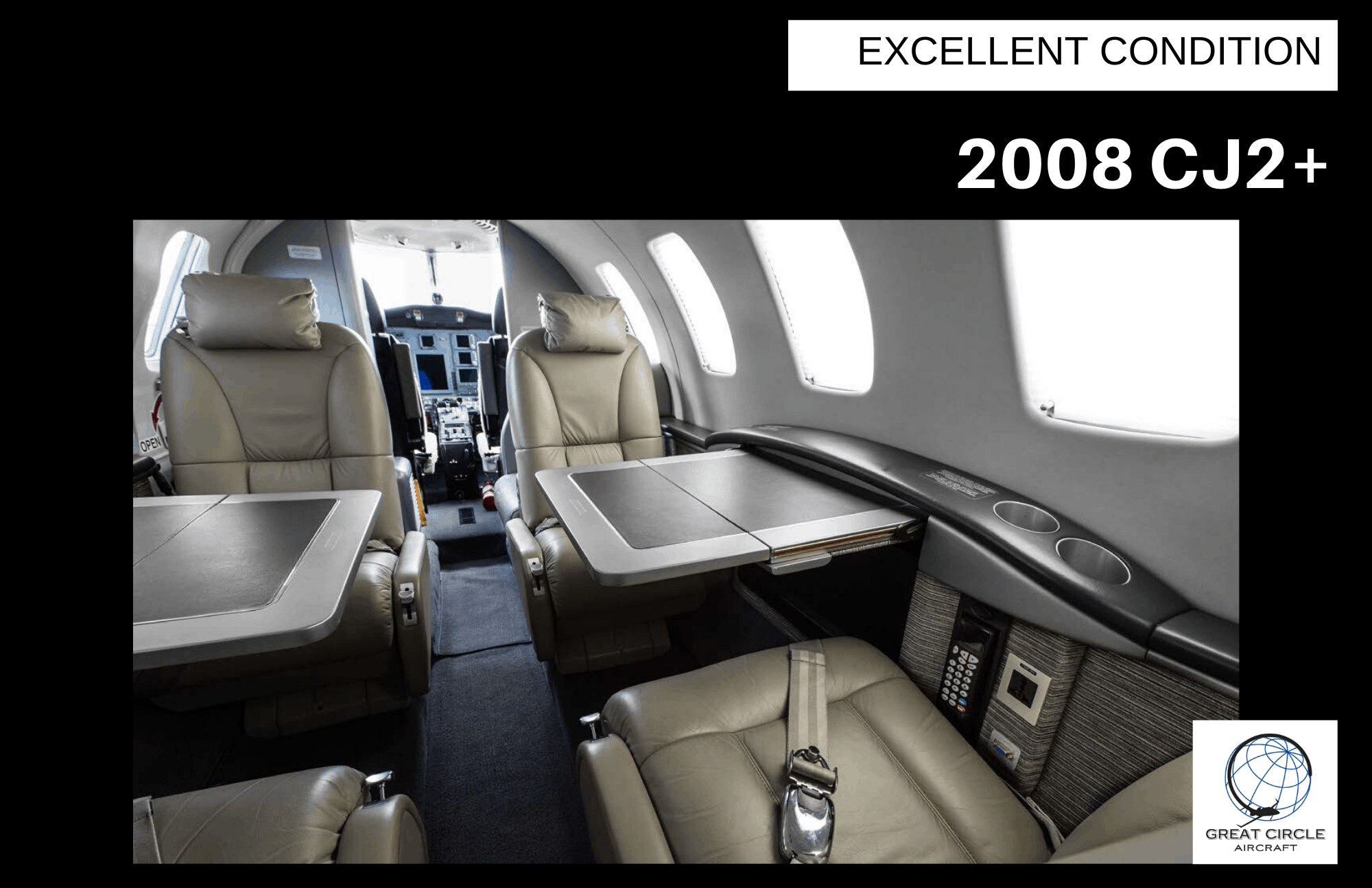 2008 Citation CJ2+