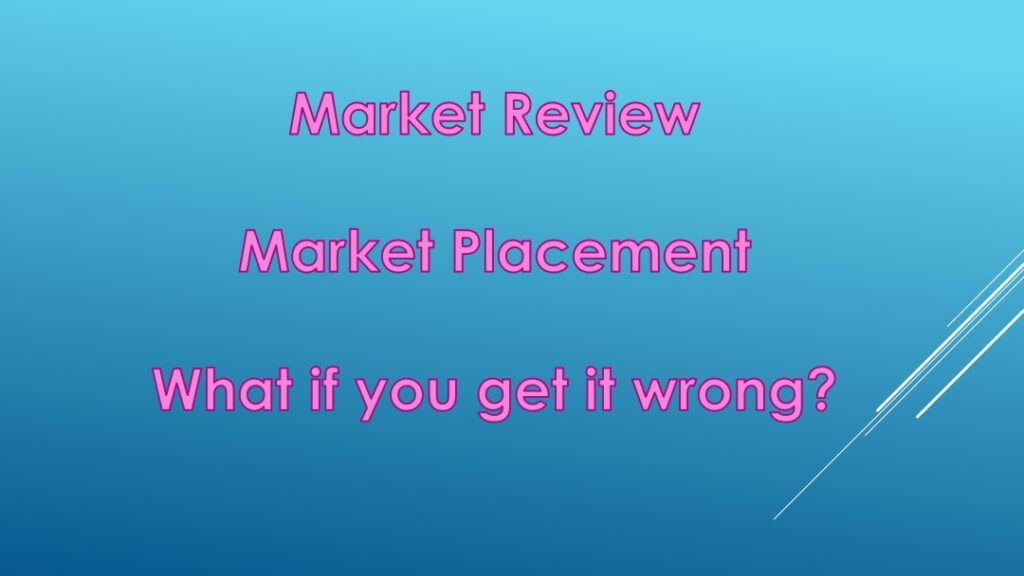 market review, market placement