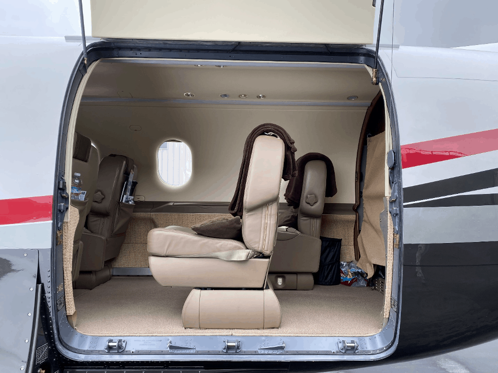 Pilatus PC 12 Interior Door