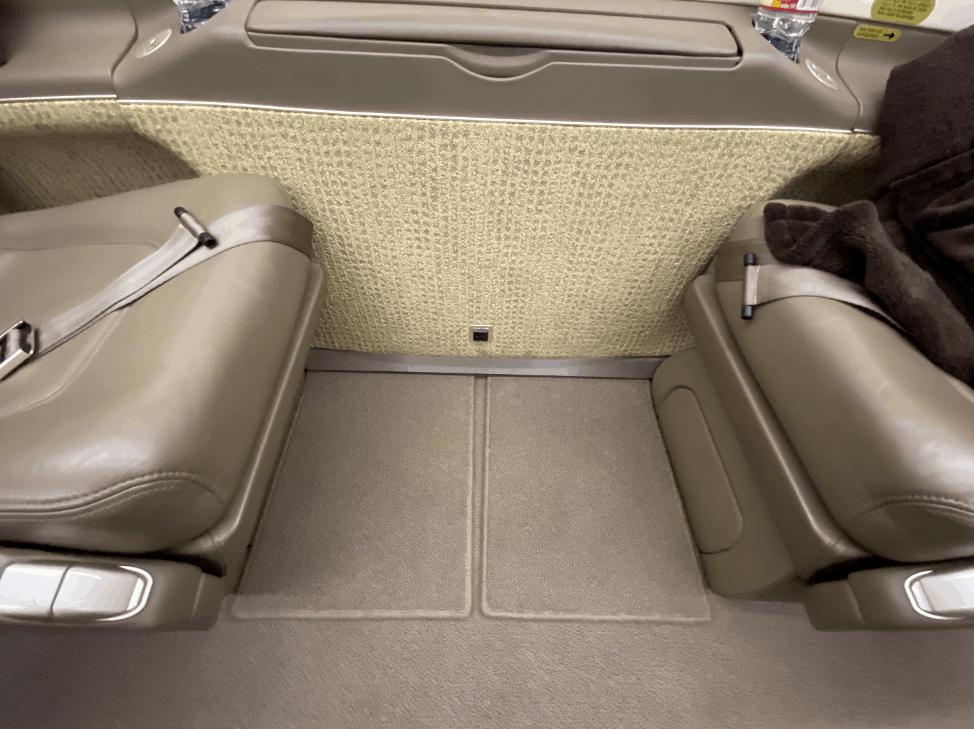 Pilatus PC 12 - Interior seats