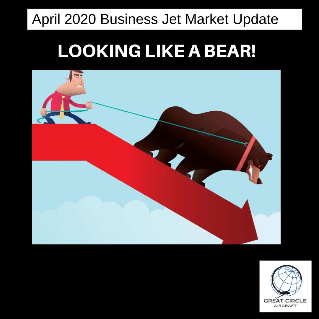 April 2020 Aircraft Market Data