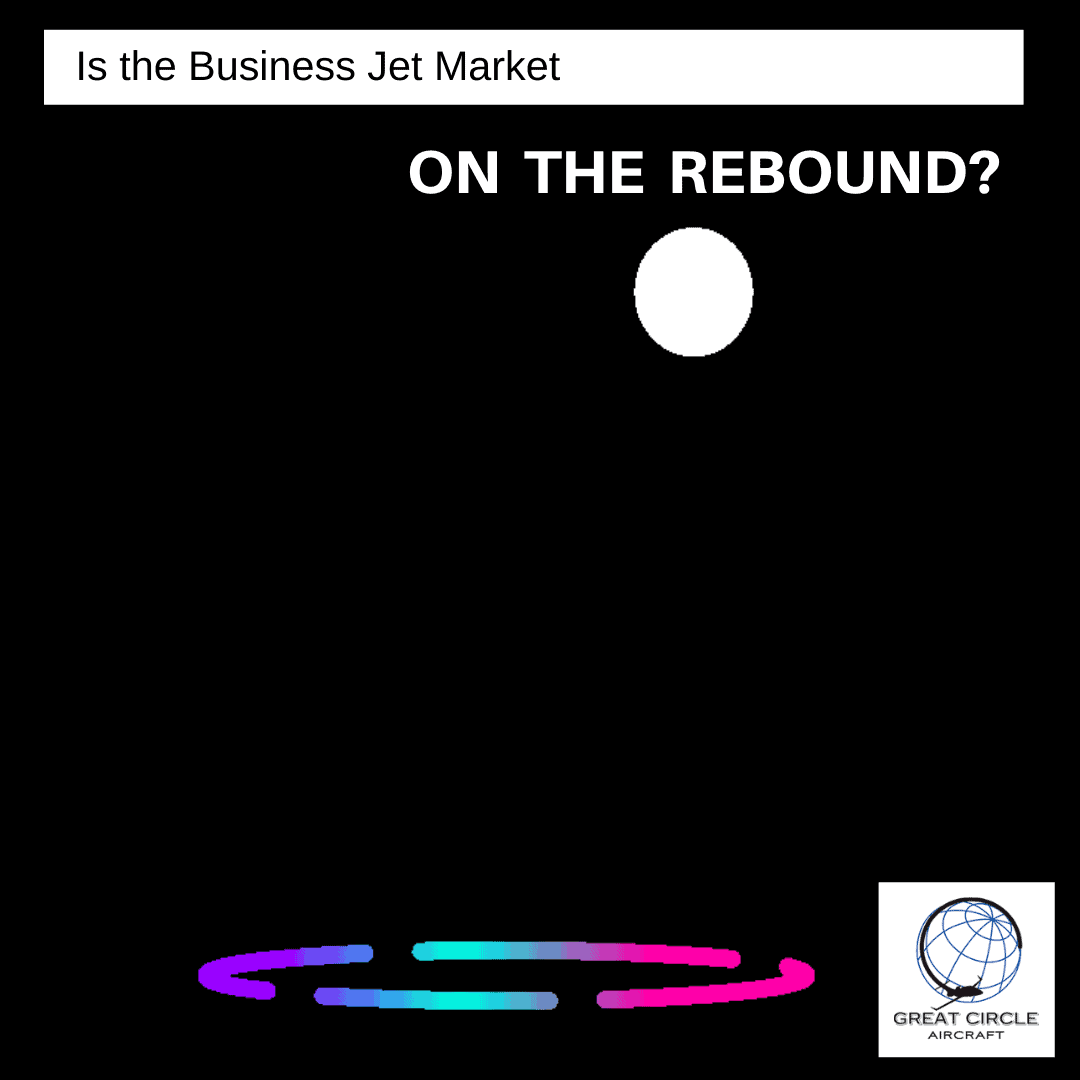 Is the aircraft market on the rebound?