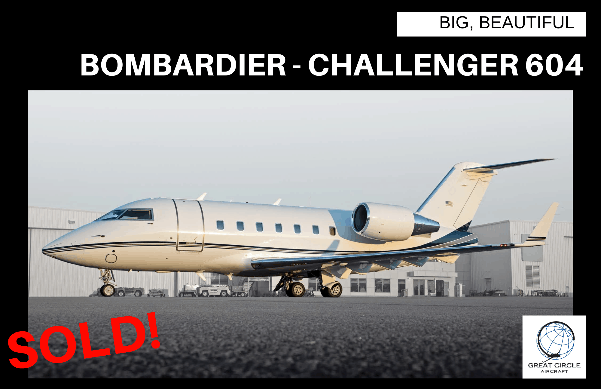 2004 Bombardier Challenger 604