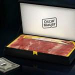 oscar mayer bacon gift box