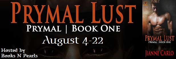 Prymal Lust book tour 0814