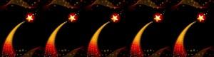 logo - REDZ 5 shooting stars