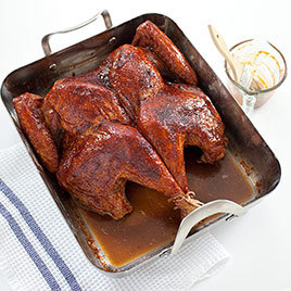 turkey-butterflied