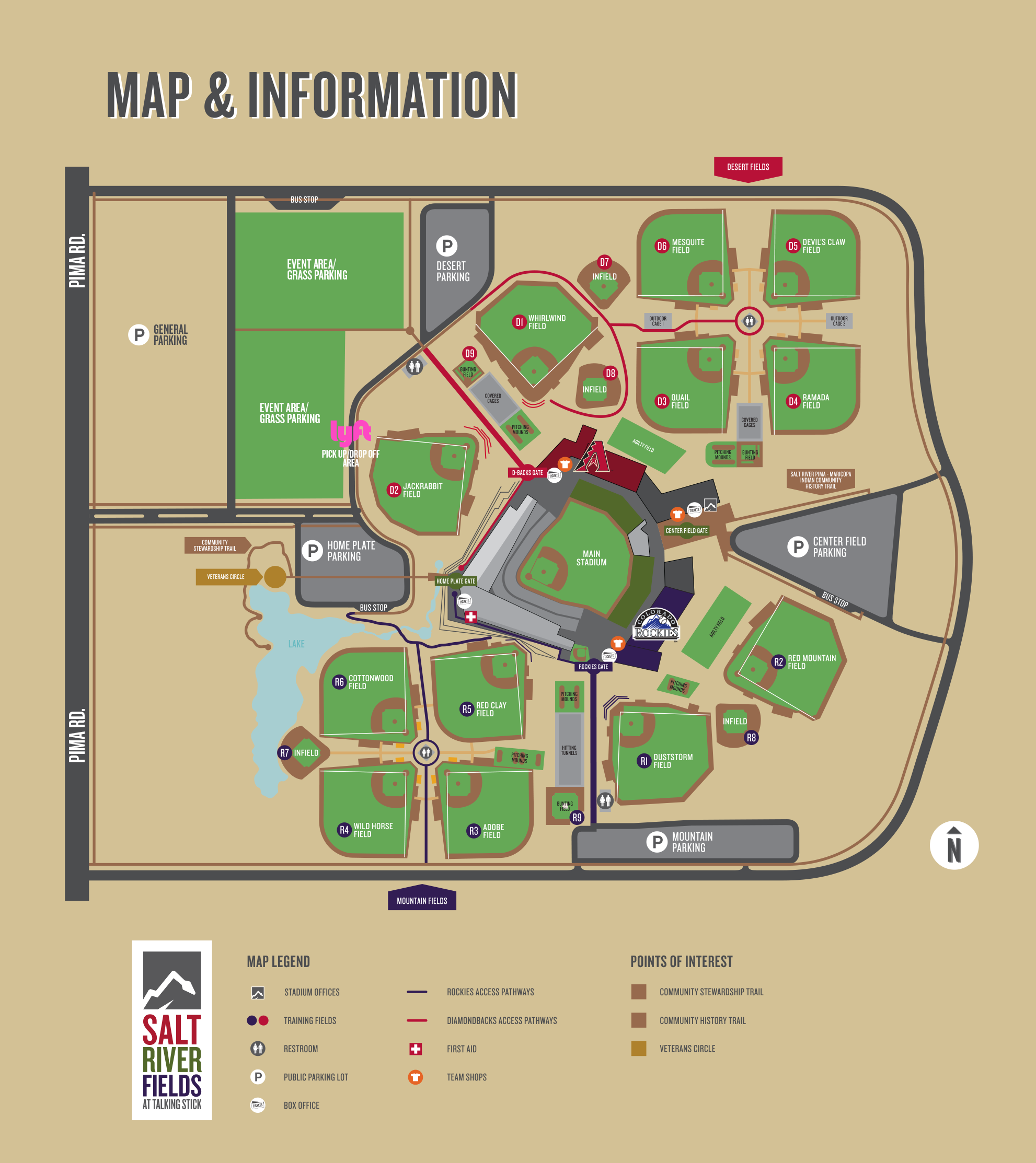 Salt River Final Map - Parking