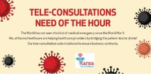 Teleconsultation by Karma Healthcare