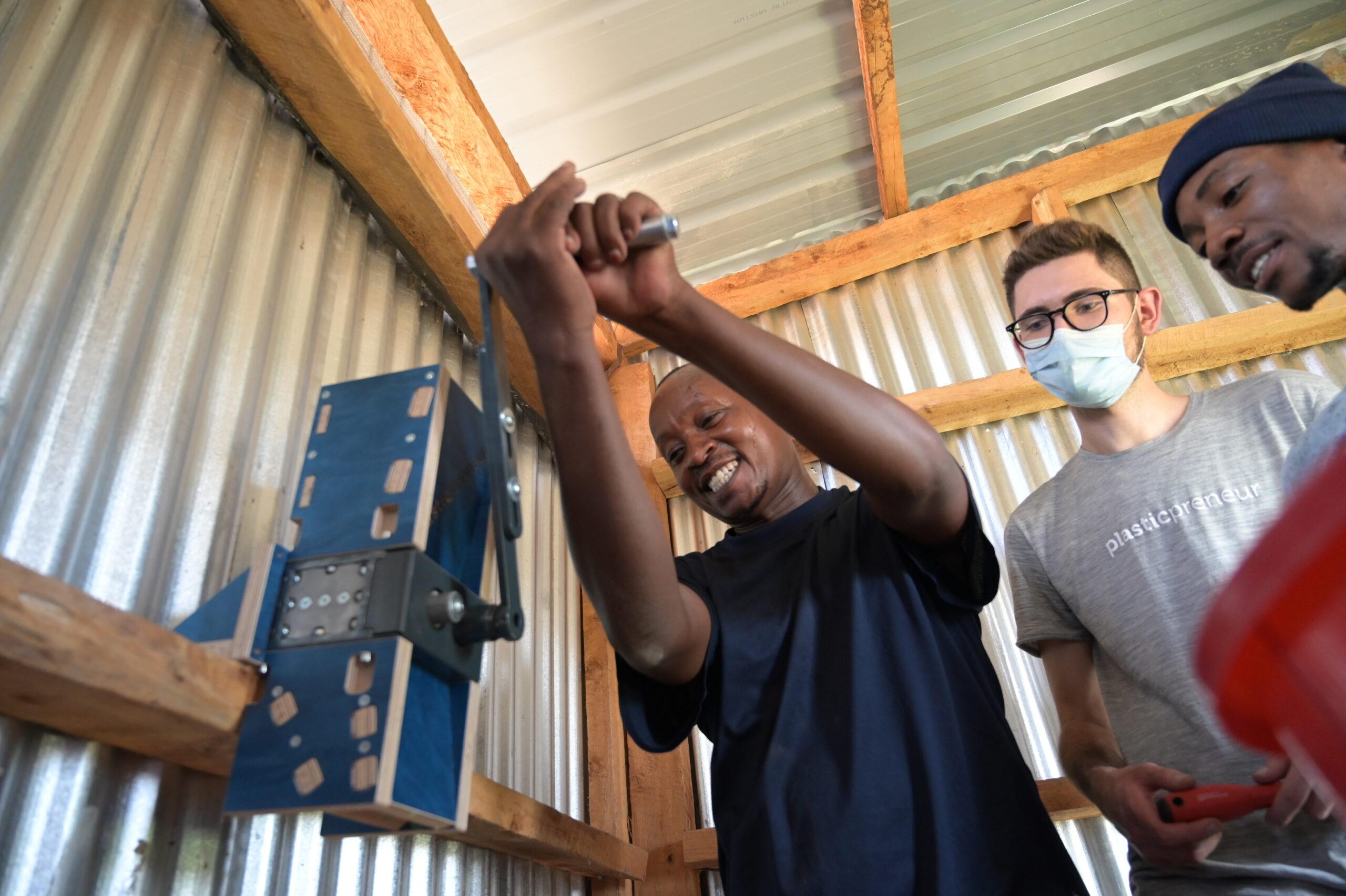 © plasticpreneur at Kakuma Refugee Camp Kenya