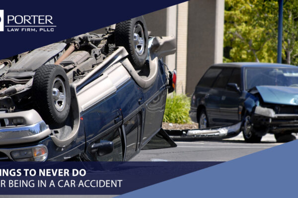 5 Things To Never Do After Being In A Car Accident