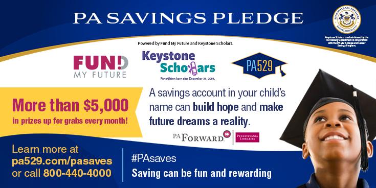 PA Savings Pledge