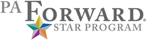 PA Forward Star Program Logo