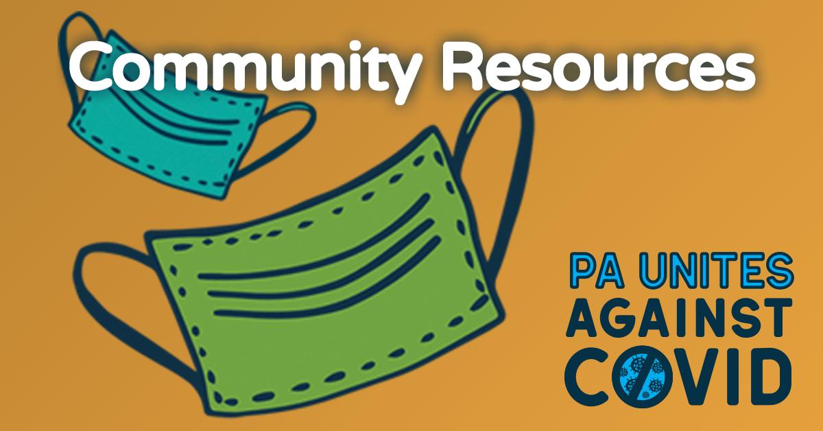 covid community resources LinkedIn 1200x628