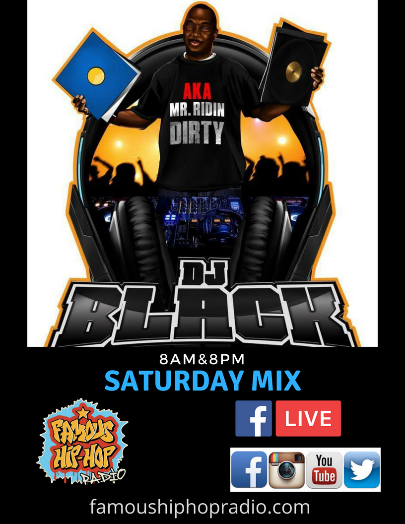 dj black saturdays