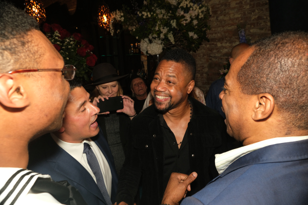 Video Shows Cuba Gooding Jr. Rubbing Up On Accuser, Randomly Shouts Out David Ortiz After Pleading Not Guilty
