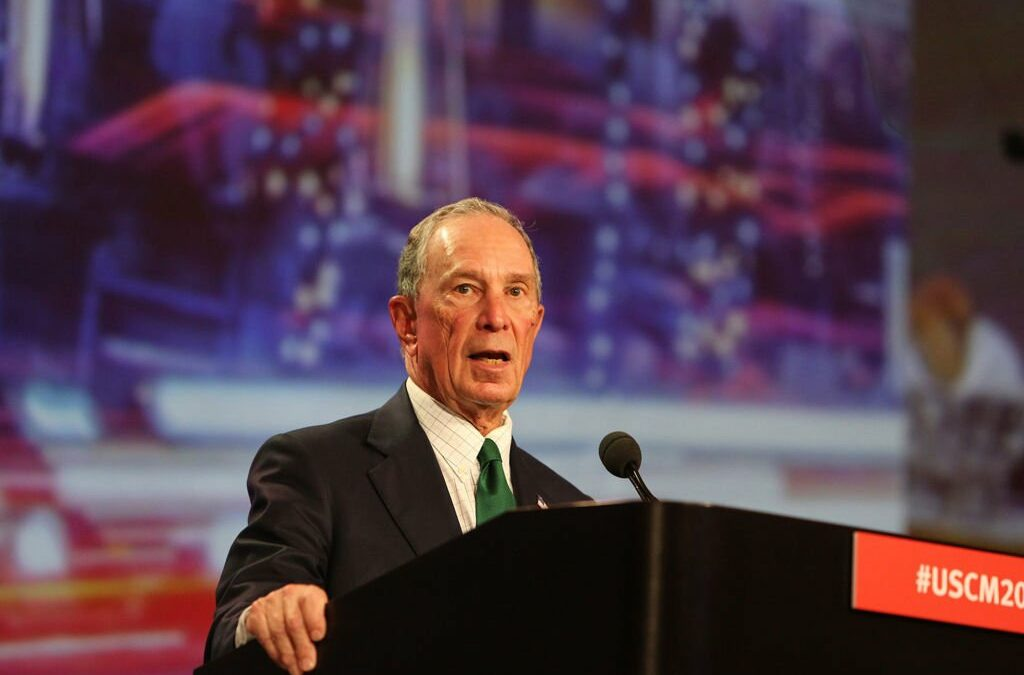 """Presidential Candidate Michael Bloomberg Says Legalizing Weed Is """"Stupid"""""""