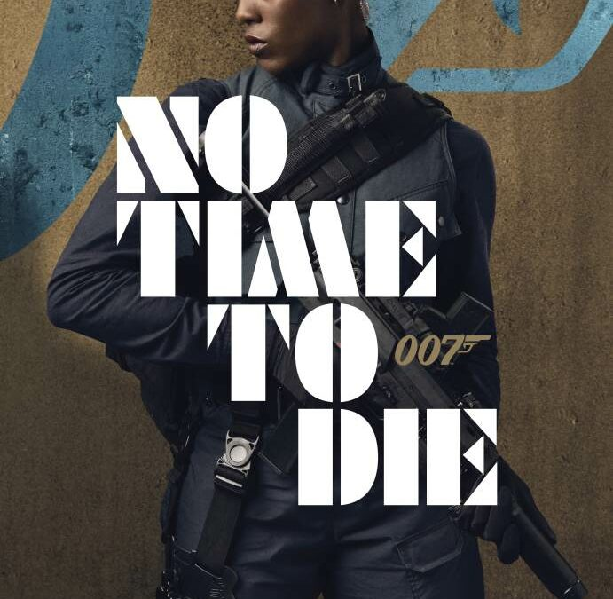 Black 007: Peep The First Full Trailer For 'No Time To Die' [Video]