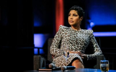 Toni Braxton Sets Memorial Day Thirst Trap At Black Don't Crack 52