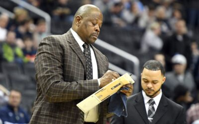 Knicks Legend Patrick Ewing Out Of The Hospital, Recovering From The Rona At Home