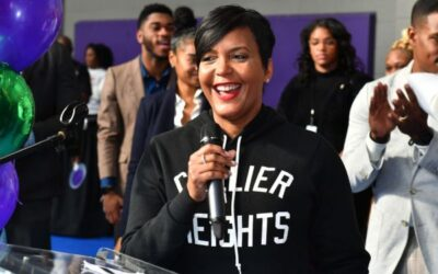Mayor Keisha Lance Bottoms Checks Atlanta Residents Who Don't Obey COVID-19 Guidelines