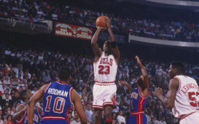 New Audio Reveals Michael Jordan Was In Fact The Reason Isiah Thomas Was Left Off The Dream Team