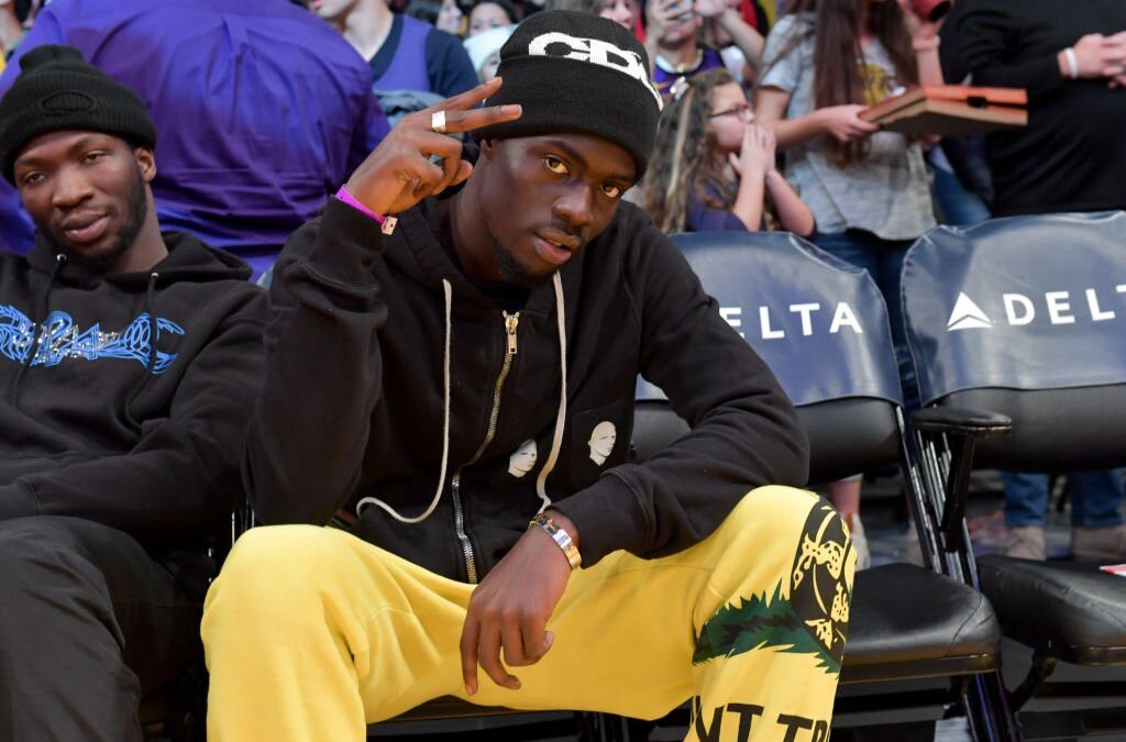Sheck Wes Popped In NYC On Weapons & Drugs Charges In Lamborghini, Has No Driver's License