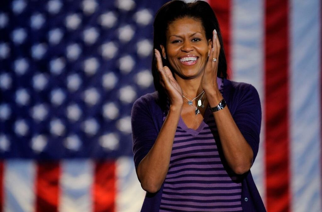 Go DJ: Michelle Obama Honors D-Nice With Webby Artist Of The Year Award [Video]