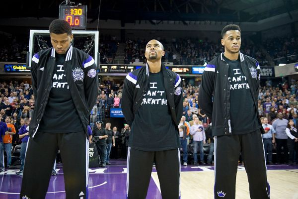 NBA May Allow Players To Place Political Statements On Jerseys