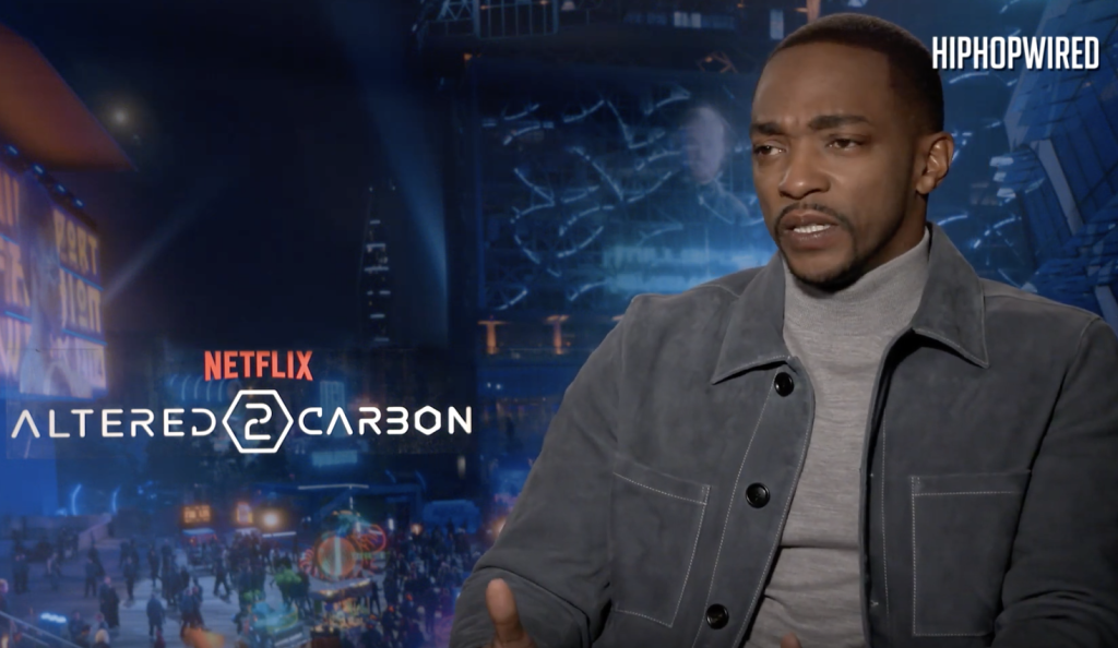 Anthony Mackie Has A Problem With The Lack of Diversity In Marvel Studios