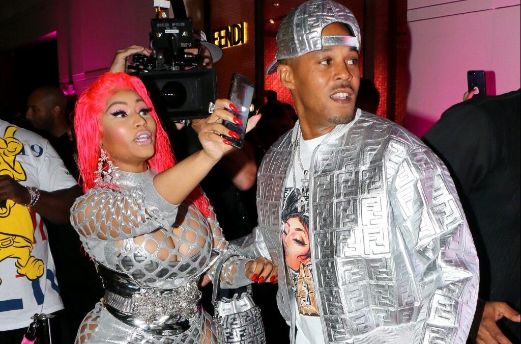 """Nicki Minaj's """"Manager"""" Kenneth Petty Asks Judge To Let Him Travel With Wife"""