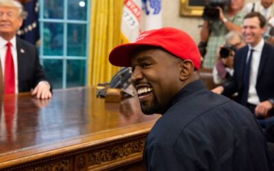Op Alert: Republicans Fear Kanye West Presidential Run Could Backfire On Donald Trump