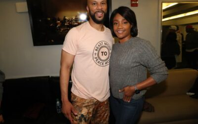 We Told Ya'll: Tiffany Haddish Confirms Relationship With Common