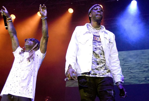 "2 Chainz ft. Lil Wayne ""Money Maker,"" Curren$y ft. Rick Ross ""Mugello Red"" & More 