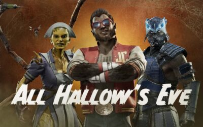 HHW Gaming: 'Mortal Kombat 11: Aftermath' All Hallow's Eve Skin Pack Draws Inspiration From Iconic Horror Movie Characters