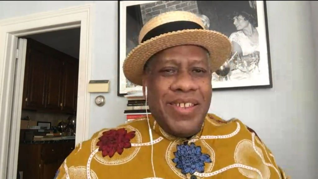 André Leon Talley Facing Eviction From Home, Allegedly $500K Behind In Rent?
