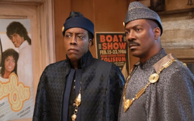 Eddie Murphy Says Paramount Forced Them To Cast Louie Anderson In 'Coming To America'