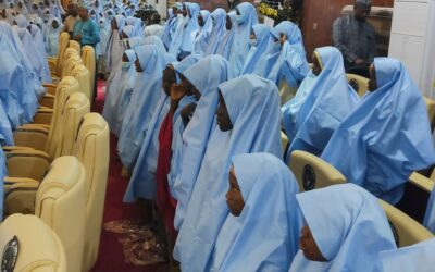Hundreds Of Schoolgirls Released Days After Kidnapping In Nigeria